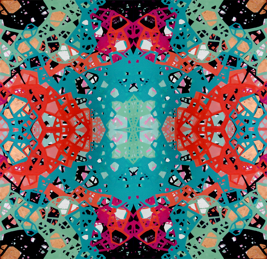 FRACTAL - PRINT ON MUSEUM BOARD AVAILABLE